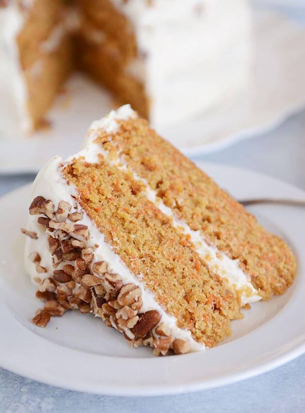 Convert Carrot Cake Recipe To Cupcakes