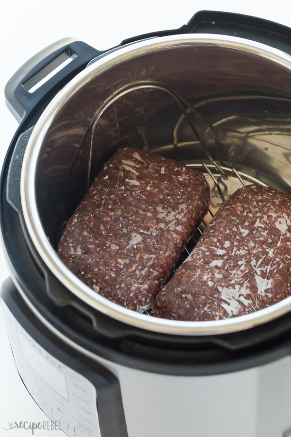 Instant Pot Taco Meat From Frozen Ground Beef Thedirtygyro