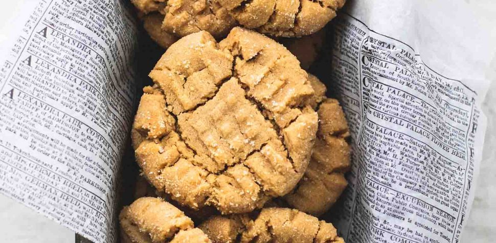 Best Super Soft Peanut Butter Cookies Thedirtygyro